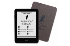 Новая книга ONYX BOOX Robinson Crusoe 2